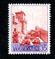 W-7002  San Marino 1955 Scott #363** Offers Welcome. - San Marino