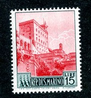 W-7003  San Marino 1955 Scott #361** Offers Welcome. - San Marino