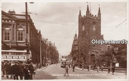 Real Photo Postcard; Grainger Street. Newcastle On Tyne. Northumberland - Newcastle-upon-Tyne