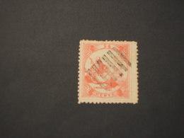 LIBERIA - 1880 STATUA LIBERTA'  24 C. (discreta Qualità, Come D'uso) - TIMBRATO/USED - Liberia