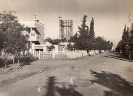 Maroc Marrakech Jardins De La Menara Chateau D'eau Ancienne Photo 1940's - Africa