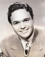 Chanteur Americain Tenor James Melton Star Theater Ancienne Photo CBS 1944 - Famous People