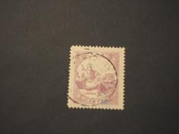 LIBERIA - 1880 STATUA LIBERTA'  6 C. (discreta Qualità, Come D'uso) - TIMBRATO/USED - Liberia