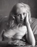 Actrice Anglaise BBC Anne Lawson Portrait Ancienne Photo Paul Popper 1965 - Famous People