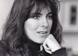 Portrait De La Realisatrice Americaine Kathryn Bigelow Cinema Ancienne Photo 1987 - Famous People