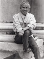 Actrice Trudie Styler Relation Avec La Chanteur Sting Ancienne Photo 1983 - Famous People