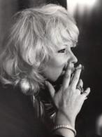 Agence De Mannequins Gillian Bobroff Portrait Ancienne Photo 1982 - Famous People