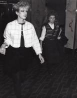 Agence De Mannequins Kasia Lawrence Geree Par Gillian Bobroff Ancienne Photo 1982 - Famous People