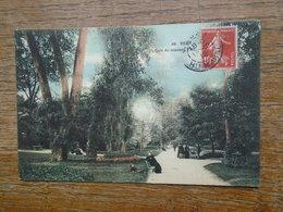"""Vichy , Coin Du Nouveau Parc """""""" Carte Animée """""""" - Vichy"""