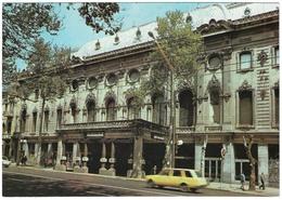 1982 GEORGIA TBILISI Rustaveli Drama Theatre - Géorgie