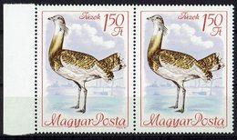 Ungarn 1968 // Mi. 2403 A ** Paar (M.028..434) - Autruches