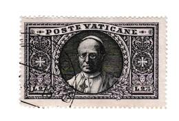 Vatikaan 1933 Nr 56 Gestempeld, Zeer Mooi Lot Krt 3955 - Usados
