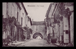 Monpazier (24) - Rue Campan - Autres Communes
