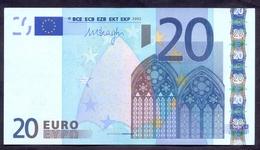Euronotes 20 Euro 2002  UNC  < X >< E008 > Germany Draghi - EURO