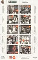 2004 Venezuela UN Children United Nations Population Fund Miniature Sheet Of 10 Complete MNH - Venezuela