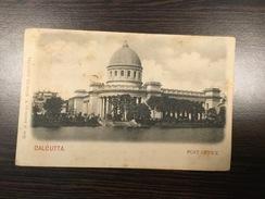 AK  INDIA   CALCUTTA   O+POST OFFICE - India