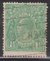 AUSTRALIA Scott # 25 Used - KGV Head - 1913-36 George V : Hoofden