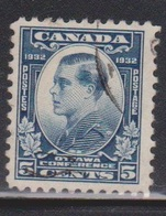 CANADA Scott # 193 Used - Prince Of Wales - 1911-1935 Reign Of George V
