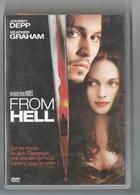DVD From Hell Johnny DEPP Et Heather GRAHAM - Crime