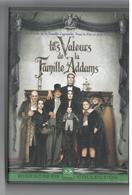 DVD Les Valeurs De La Famille Addams Anjelica Huston, Raul Julia, Christopher Lloyd, Joan Cusack. - Horror