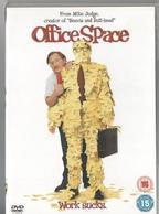 DVD Office Space Avec Gary Cole Et Jennifer Aniston - Comedy
