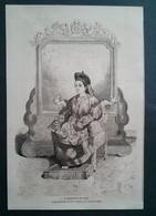 L'IMPÉRATRICE DE CHINE - Prints & Engravings