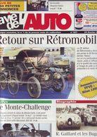 La Vie De L'auto 927 -24 Fevrier 2000/ Retromobile - Bugatti -le Monte Challenge - Periódicos