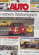 La Vie De L'auto 929 - 9/03/ 2000-renault 8 Major - Bugatti -courses Historiques - Periódicos