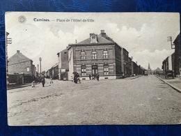Tamines-place De L'Hôtel-de-ville-1922 - Namur