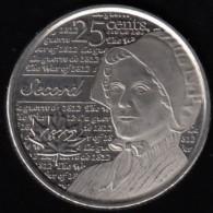 CANADA - 2013 Circulating 25¢ Coin 'Secord' - Canada