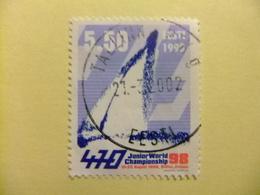 ESTONIA ESTONIE EESTI 1998 Yvert 320 FU - Estonia