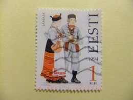 ESTONIA ESTONIE EESTI 1994 Yvert 248 FU - Estonia
