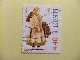 ESTONIA ESTONIE EESTI 2001 Yvert 405 FU - Estonia
