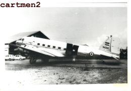 AVION AERODROME BRON PHOTOGRAPHIE ANCIENNE AVIATION MILITAIRE MIG MICHEL FOURNIER LYON GUERRE U.S. ARMY NAVY - Aviation