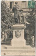 CORSE CPA  AJACCIO - Statue Du Cardinal Fesch - Très Bon état - Ajaccio