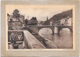 BORT LES ORGUES  - 19 -  Le Pont Sur La Dordogne - DELC3 - - Autres Communes