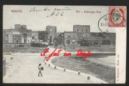 MALTA - Bir - Zebbugia Bay - Malte