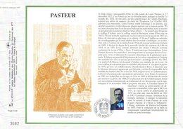 """"""" PASTEUR """" Sur Feuillet CEF 1er Jour De 1995. N°YT 2925. Parfait état. - Louis Pasteur"""