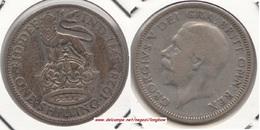 Gran Bretagna 1 Shilling 1928 KM#833 SILVER - Used - Altri