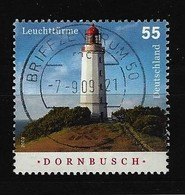 BUND - Mi-Nr. 2473 Leuchtturm Dornbusch Gestempelt (15) - BRD