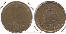 Argentina 10 Centavos 1988 KM#98 - Used - Argentine