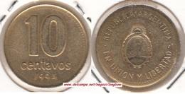 Argentina 10 Centavos 1994 KM#107 - Used - Argentina