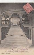 CP , 80 , MONTDIDIER , Hôtel De Ville (Le Grand Escalier) - Montdidier