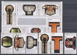 China Hong Kong 2011 Hong Kong Museums Collection (stamps 6v+MS) MNH - Ongebruikt