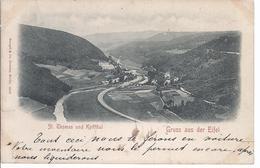 St. Thomas Und Kylltal -  Krs . Bitburg Prüm Eifel -   - AK-08.121 - Bitburg
