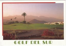 GOLF:  Tenerife - GOLF DEL SUR - (Espana/Spain) - Golf
