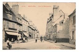 03 ALLIER - MOULINS Rue De Bourgogne (voir Descriptif) - Moulins