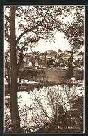 AK Mühlacker, Gesamtansicht Mit Flusspartie - Mühlacker