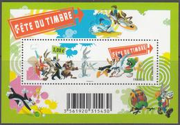 FRANCE   SCOTT NO.  3608  SOUV. SHEET     MNH       YEAR  2009 - Ungebraucht