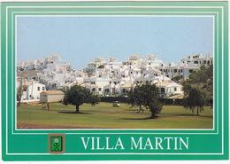 GOLF:  Villa Martin, Torrevieja, Alicante - GOLF COURSE , GOLF CART - (Espana/Spain) - Golf